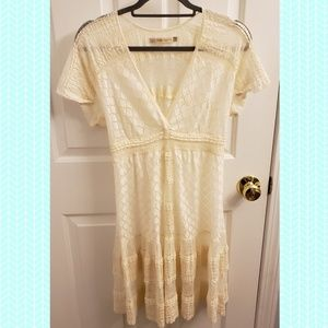 Of Two Minds Lace Dress